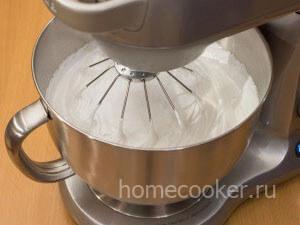 Добавляем ванильный сахар
