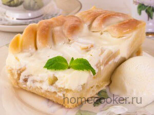 Gotovyj yablochnyj pirog 300x225 Яблочный пирог