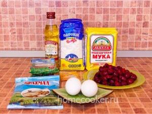 Ingredienty dlya syrnikov 300x225 Сырники с ягодным соусом