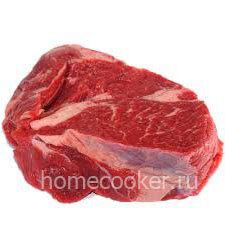 Из мяса
