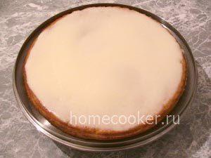 Korzh s kremom 3 300x225 Морковный торт