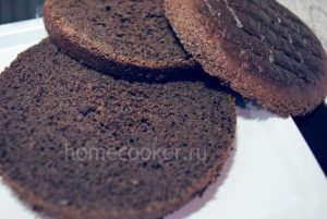 Korzhi dlya torta 1 300x201 Черемуховый торт