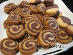 Кунжутные пирожные