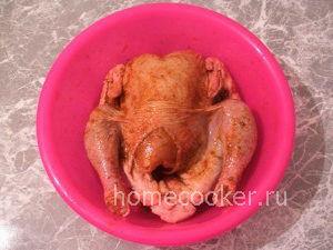 Kuritsa v spetsiyah 300x225 Курица гриль