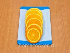 Narezannyj apelsin 300x225 Глинтвейн
