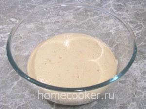 Opara dlya testa 300x225 Пирог с капустой