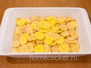 Porezannyj kartofel 300x225 Картофель с сыром