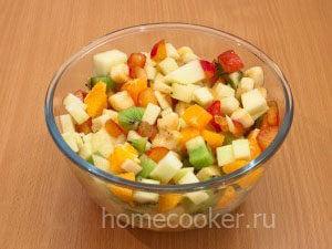 Smeshivaem frukty 300x225 Фруктовый салат