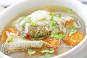 Супы из рыбы - пошаговые рецепты с фото