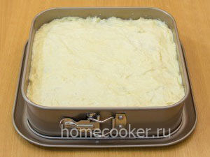 Сырой пирог