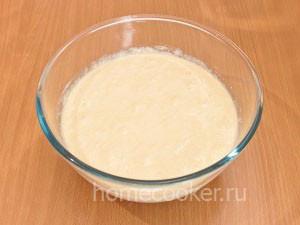 Тесто для манника