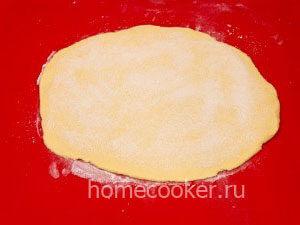 Тесто с сахаром