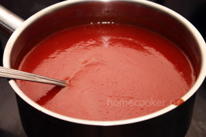 Томатное пюре для соуса