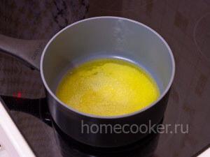 Топленное масло