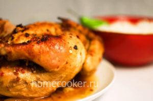 Второе из курицы - пошаговые рецепты с фото