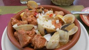 Второе из морепродуктов - пошаговые рецепты с фото