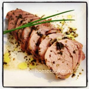 Второе из мяса - пошаговые рецепты с фото